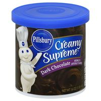 Pillsbury Frosting, Dark Chocolate