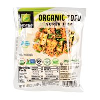 Nasoya Organic Sprouted Super Firm Tofu 16 oz. Pack