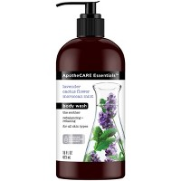 ApotheCARE Essentials Rebalancing + Relaxing Body Wash Soap for All Skin Types - 16 fl fl oz