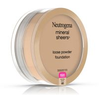 Neutrogena® Mineral Sheers Loose Powder Foundation, Natural Beige 60