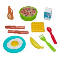 Spark. Create. Imagine. Breakfast Play Set, 11 Pieces