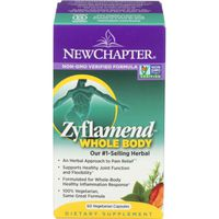 New Chapter Zyflamend, Whole Body, Vegetarian Capsules