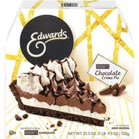 Edwards Hershey's Chocolate Créme Pie