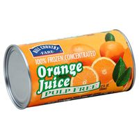 Hill Country Fare 100% Pulp Free Frozen Orange Juice