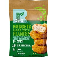 Raised & Rooted Alt-Protein Frozen Nuggets - 8oz