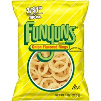 Funyuns Onion Flavored Rings, 1 oz Bag