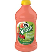 V8 Splash Watermelon Cherry, 64 oz.