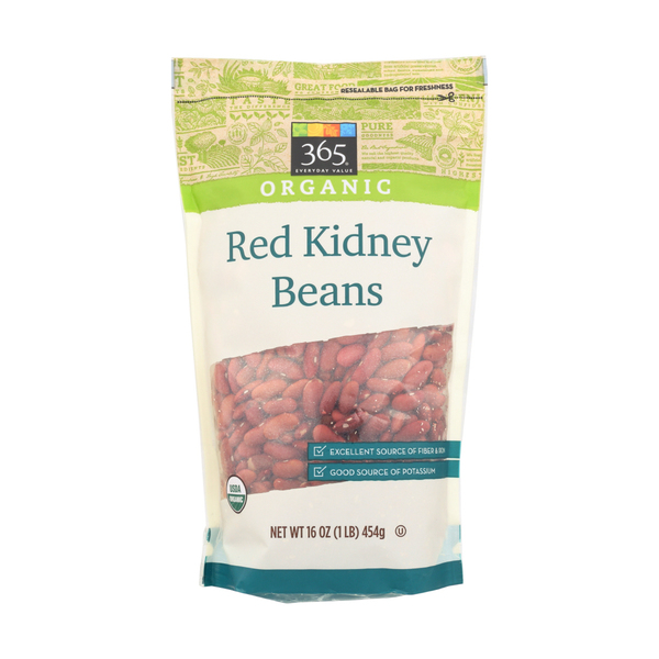 365 Everyday Value® Organic Kidney Beans, 16 oz