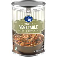 Kroger Hearty Vegetable Ready To Serve Soup