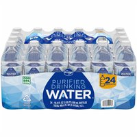Kroger Purified Drinking Water 24-Pack