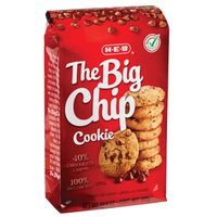 H-E-B The Big Chip Cookie