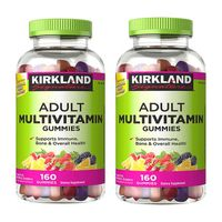 Kirkland Signature Adult Multivitamin Gummies, 320 ct