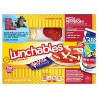 Oscar Mayer Lunchables Pizza with Pepperoni - 10.7oz