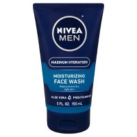 Nivea Men 5oz maximum hydration face wash
