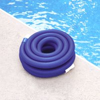 Mainstays 35-Foot Swimming Pool Vacuum Hose with An Extra Adapter