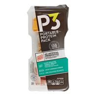 P3 Turkey/Cheddar/Peanuts Portable Protein Pack