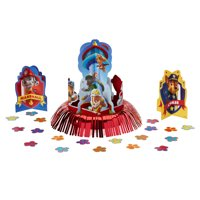 American Greetings Paw Patrol Table Decoraton Kit