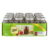 Ball Pint Jars