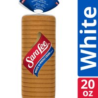 Sara Lee Soft & Smooth Whole Grain White Bread, 20 oz, 20 slices