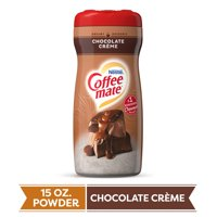 Coffee Mate Non-Dairy Powder Coffee Creamer Chocolate Cr&acuteme 15 Oz.