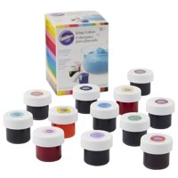 Wilton Icing Colors, 12-Count