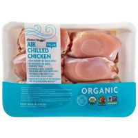 Central Market Organics Air Chilled Boneless Skinless Chicken Thighs