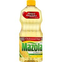 Mazola Cholesterol Free Corn Oil