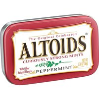 Altoids Classic Peppermint Breath Mints