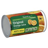 Signature Kitchens 100% Juice, Orange, Original, Frozen Concentrate