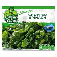 Green Giant Steamers Chopped Frozen Spinach - 9oz
