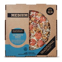 Marketside Ultimate Meat Pizza, Medium