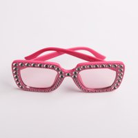 Way To Celebrate Party Sunglasses Pink