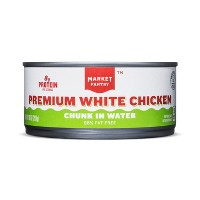 Chicken Breast Chunk White Meat - 10oz - Market Pantry™