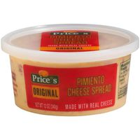 Price's Original Pimiento Cheese Spread