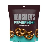 HERSHEY'S Dipped Pretzels - 8.5oz