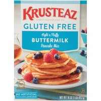 Krusteaz Gluten Free Pancake Mix - 16 oz