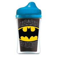 NUK Insulated Hard Spout Sippy Cup, Batman, 9 oz, 2-Pack