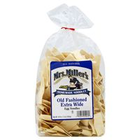 Mrs Millers Egg Noodles, Old Fashioned, Extra Wide