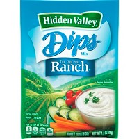 Hidden Valley Original Ranch Dips Mix - 1oz