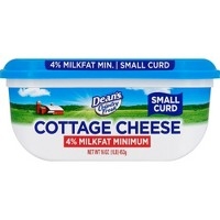 Dean's Small Curd Cottage Cheese - 16oz