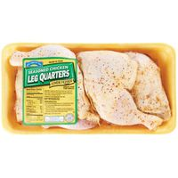 Hill Country Fare Lemon Peppered Chicken Leg Quarters