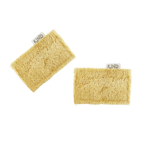 Twist Loofah Natural Scrub Sponge