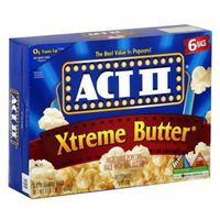Act II Extreme Butter