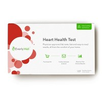 EverlyWell Heart Health Test - Lab Fee Included