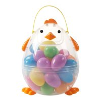 Way To Celebrate Easter Yellow Chick Egg Carrier