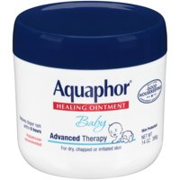 Aquaphor Baby Healing Ointment, Baby Skin Care and Diaper Rash, Large Size