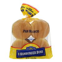 Hill Country Fare Enriched Hamburger Buns