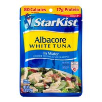 StarKist® Albacore Tuna in Water - 2.6 oz Pouch