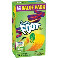 Fruit By The Foot Fruit Flavored Snacks Value Pack - 9oz