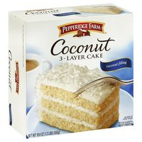 Pepperidge Farm® Frozen Coconut Layer Cake